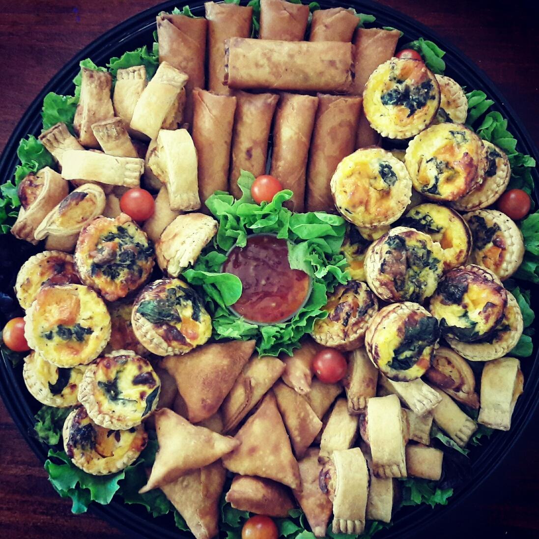 Veg Snack Platter
