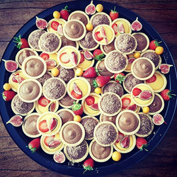 Amazing tarts