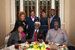Bishop TD Jakes and the Johnson Fam