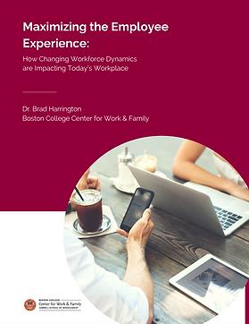Maximizing the Employee Experience