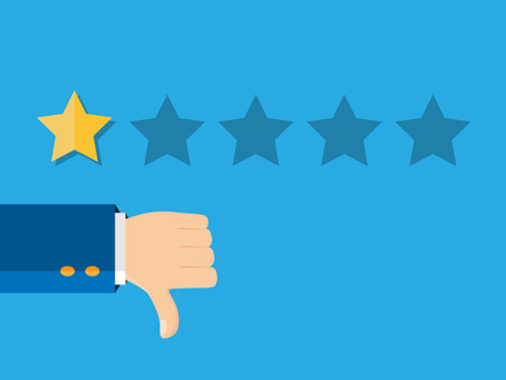 What to do About Negative Reviews About Your Business