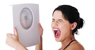 Comecei a treinar e ganhei peso, e agora?