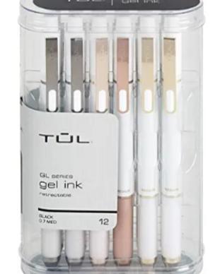 Amazon-com - tul ink pens fine point 4-1