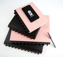 TUL Wireless Charging Discbound Notebook