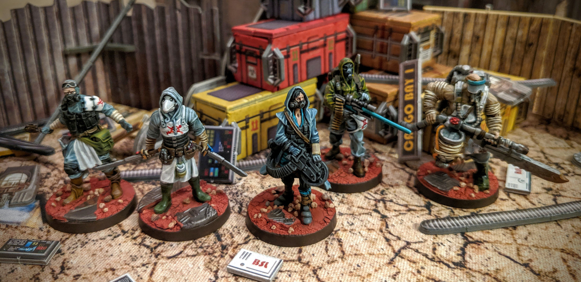 The Plague Gang