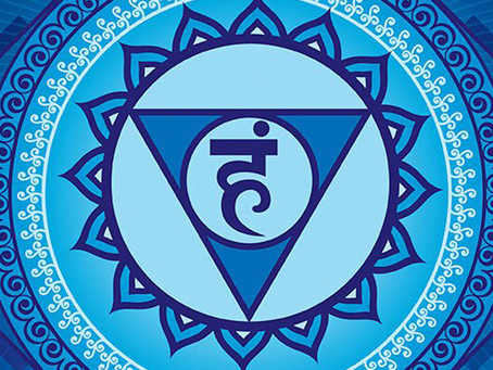 The THROAT Chakra