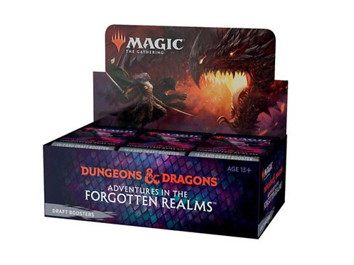 Magic the Gathering (Pack) Adventures of the Forgotten Realms