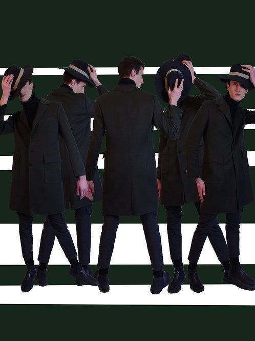 Cashmere blazer coat  / カシミヤブレザーコート