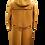 Thumbnail: Camel military style coat/キャメル素材ミリタリースタイルコート