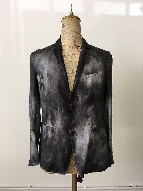 Double Face Linen Summer Jacket(Spray)