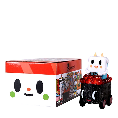 Tokidoki Sushi Cars blind box