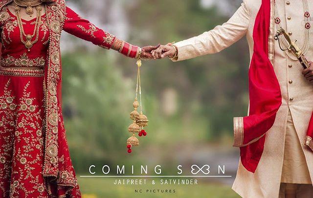 Congratulations #sikhbride #sikhgroom #p