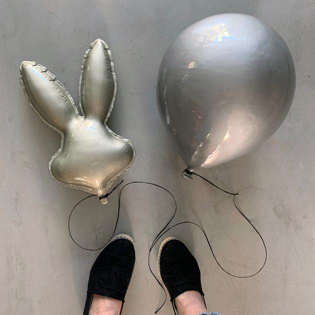 Mylar Balloon Sculptures