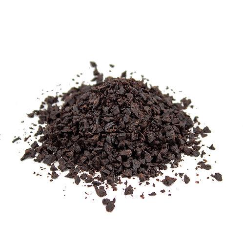 שבבי זיתים שחורים - 150 גרם