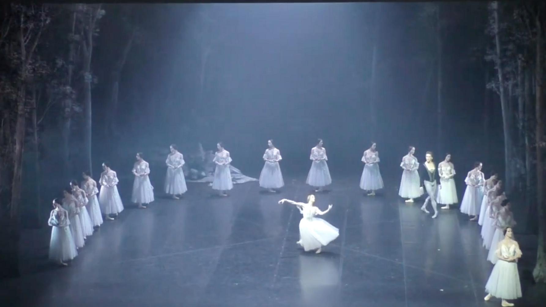Giselle, Staatsballett Berlin, Ksenia Ovsyanick