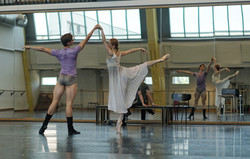 Romeo and Juliet  rehearsal
