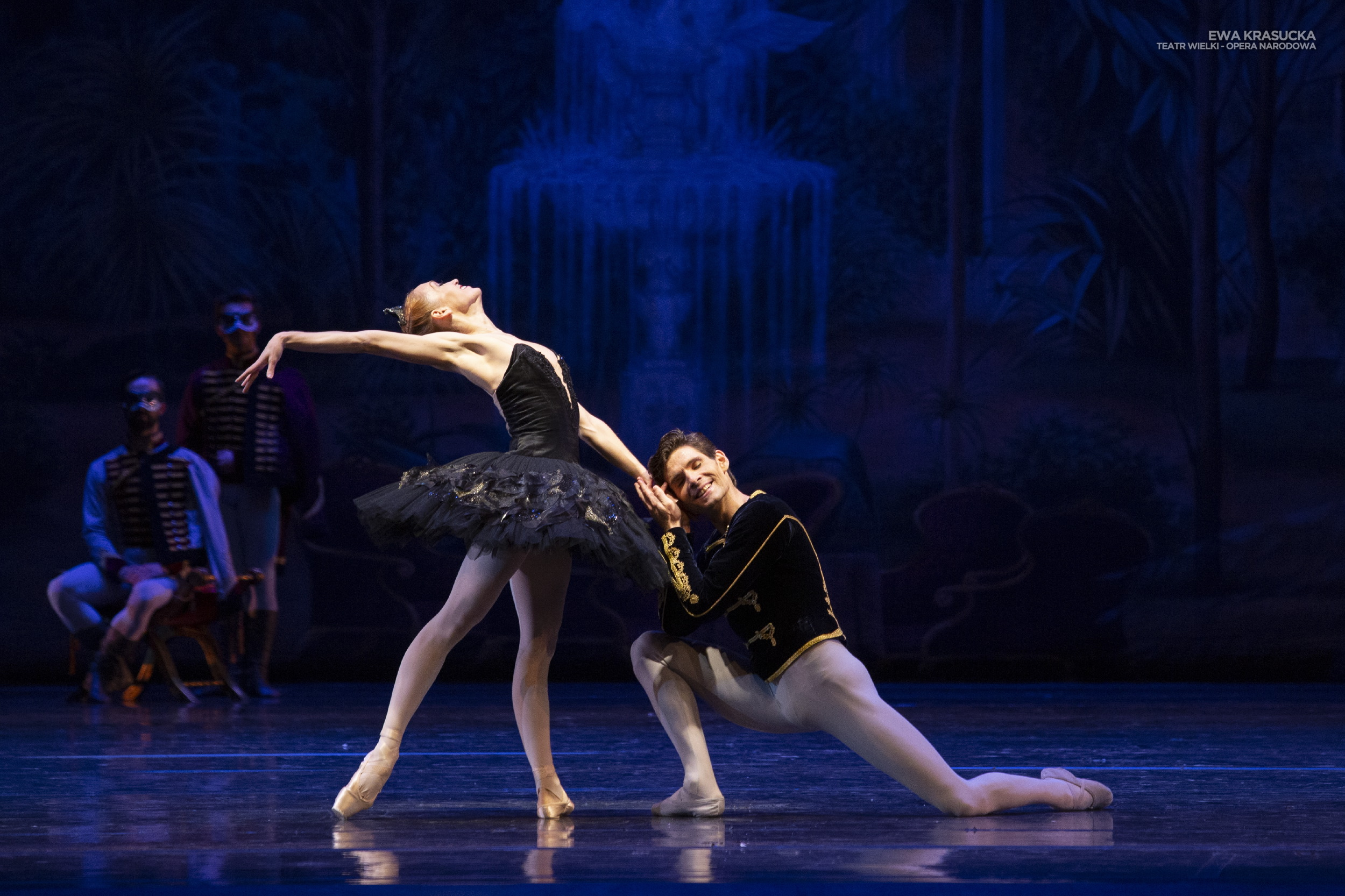 Black Swan, Ksenia Ovsyanick