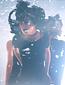 Ksenia Ovsyanick, Berlin Ballerina, Fashion Model and dancer, actress, producer, collaborator, Twentyone magazine collaboration, Chris Black, Hallowed, Dancers in fashion, Berlin fashion, LOndon fashion, Cool ballet, Germany dance