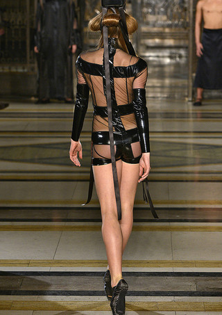 Pam Hogg Fashion show AW13/14