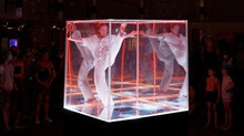 Infinite 1.5 Dance and Light Installation/Performance