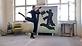 Ksenia Ovsyanick, Berlin Ballerina, Fashion Model and dancer, actress, producer, collaborator, magazine collaboration, Dancers in fashion, Berlin fashion, LOndon fashion, Cool ballet, Germany dance, Wearing a painting, Zdenek KOnvalina art,