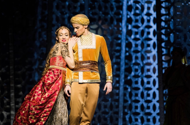 Dancing both Nikia and Gamzatti - conversation with Hartmut Regitz