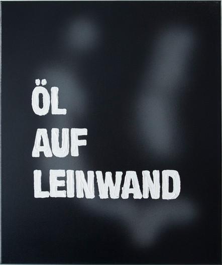 Öl auf Leinwand 50cm x 60 cm, Spray Paint and Oil on Canvas 2021