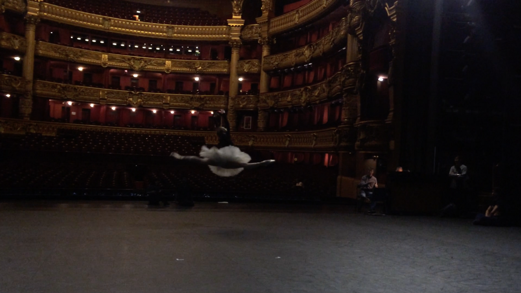 Gamzatti, Le Corsaire, English National Ballet, Ksenia Ovsyanick