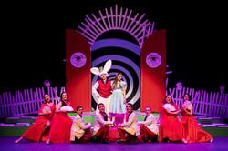 Alice Through the Opera Glass