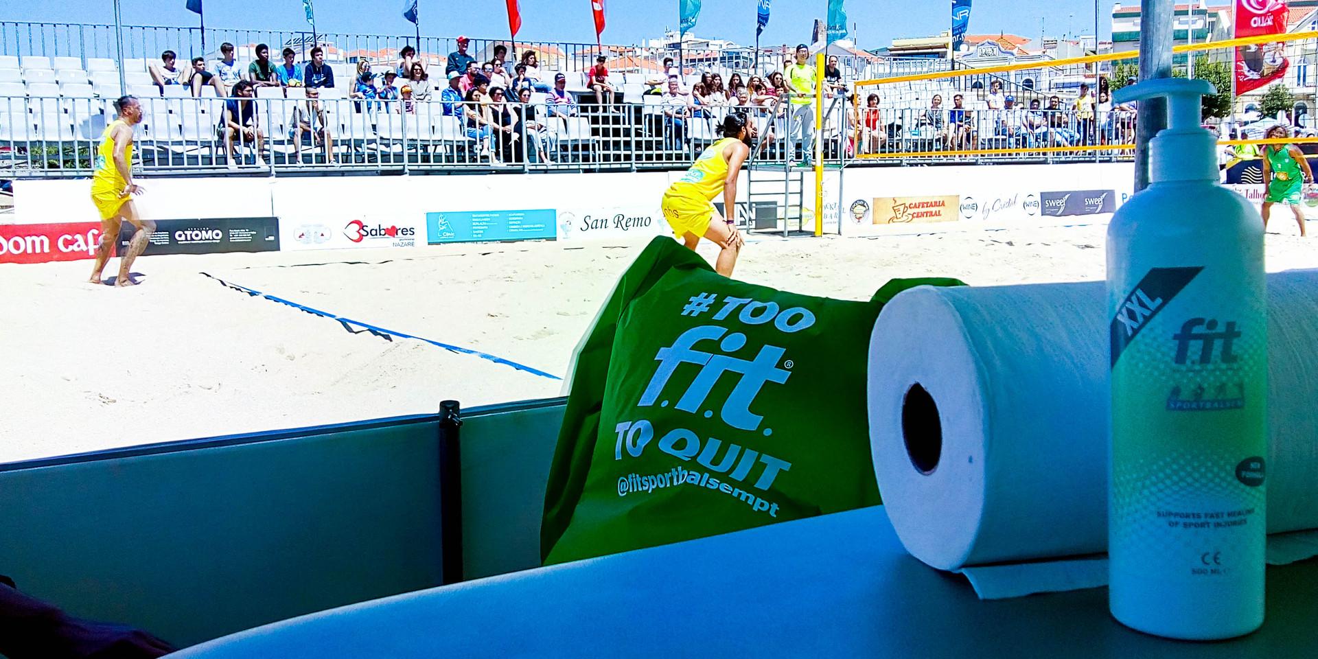 Footvolley 2018- Hugo Almeida
