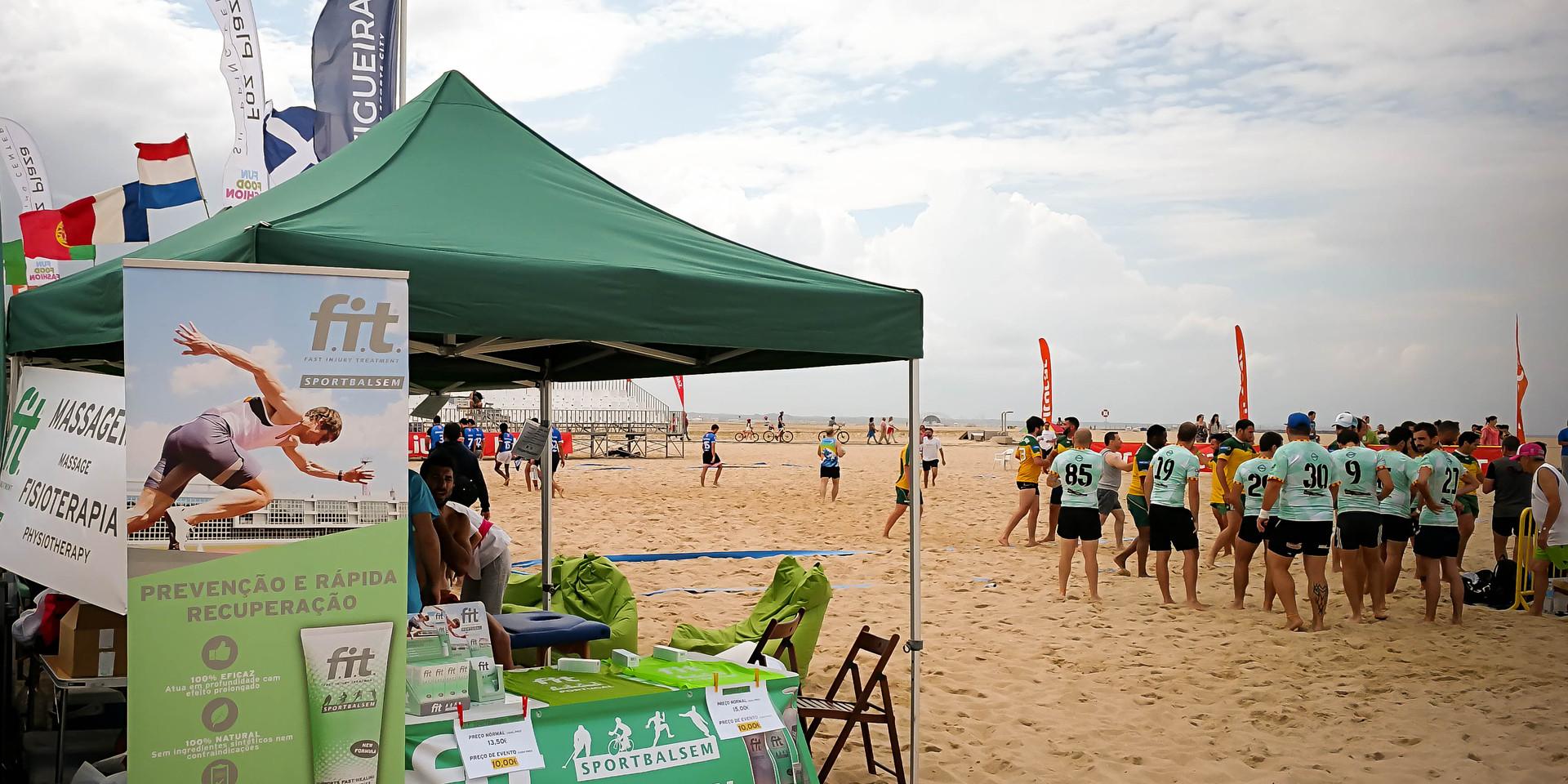 Figueira Beach Rugby 2018