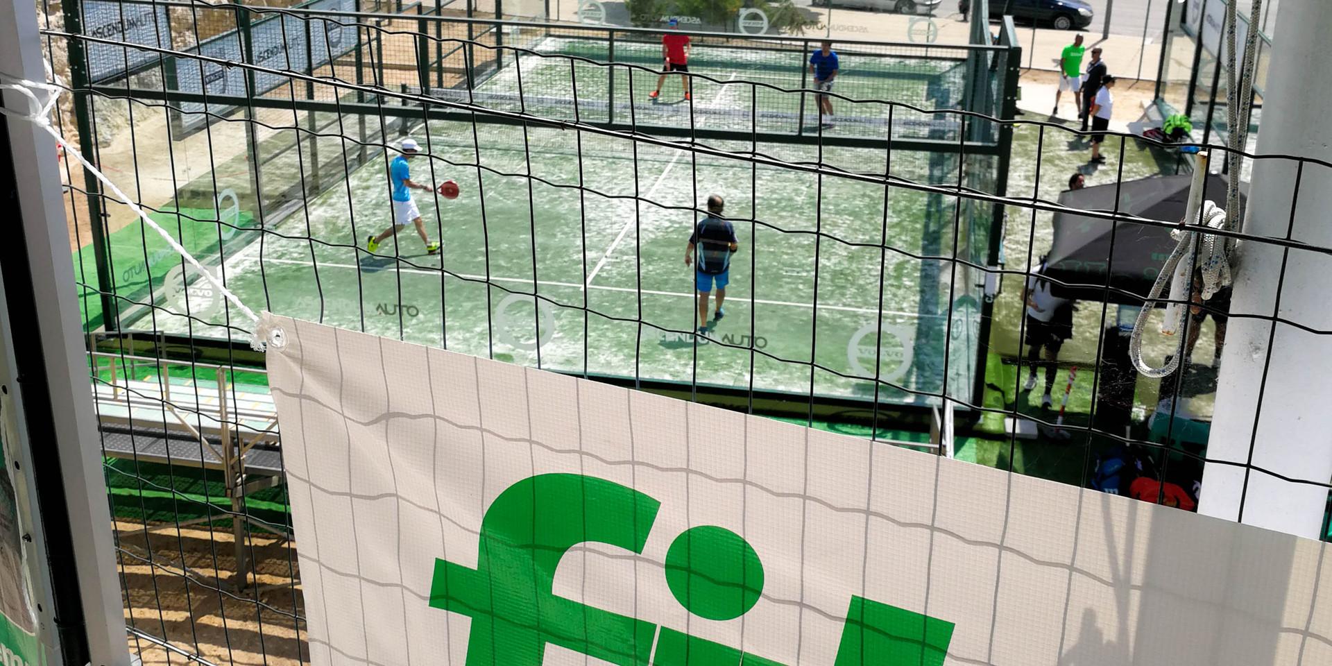Torneio ASCENDUM TCFF Padel 2018