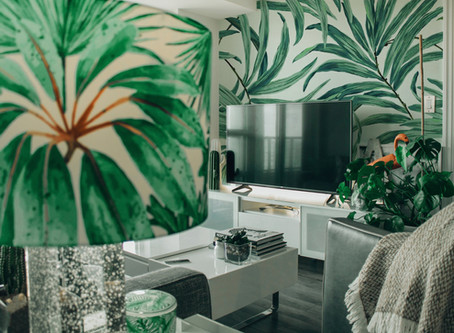 Why We LOVE Using Plants as Interior Décor