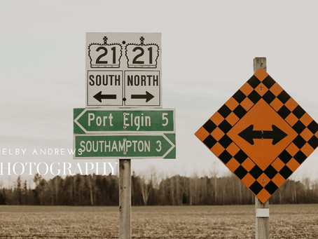 Embracing Isolation in Saugeen Shores