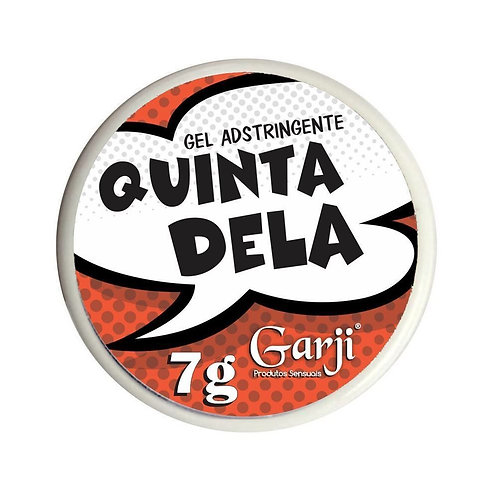 Pomada Quinta Dela 7g Garji