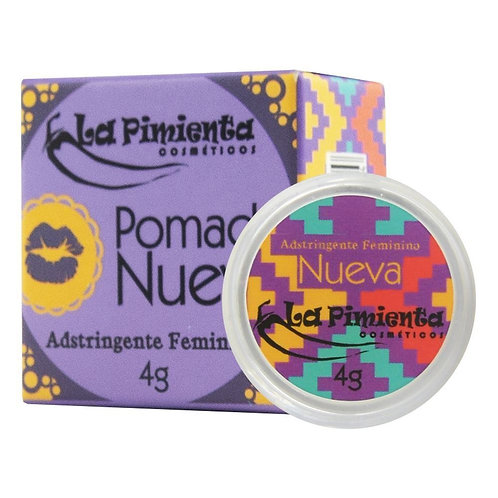 Pomada Nueva Adstringente 4gr La Pimienta