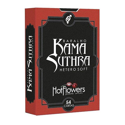 Baralho Kama Sutra Soft Hot Flowers