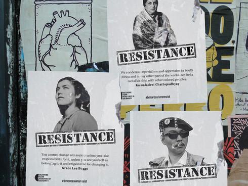 Asian Resistance