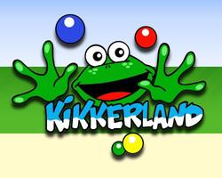 Binnenspeeltuin Kikkerland