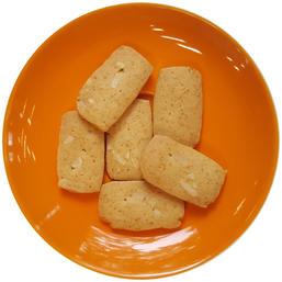 Caramel Almond Cookies