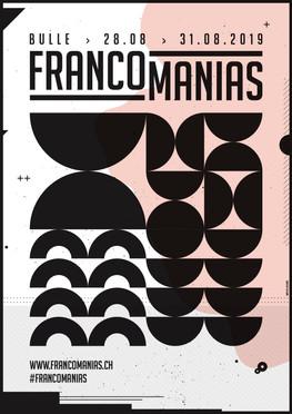 Les Francomanias dévoilent leur programmation 2019