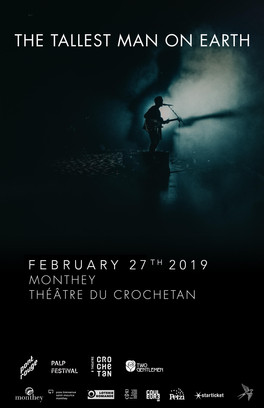 THE TALLEST MAN ON EARTH - 27.02.2019