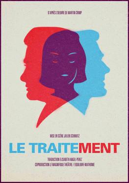 Le Traitement, création 20/21 du Magnifique Théâtre à Equilibre Nuithonie