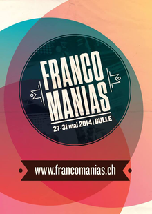 L'affiche des Francos 2014 dévoilée