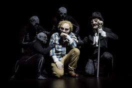 Silencio, mise en scène de Julien Schmutz, à Equilibre-Nuithonie