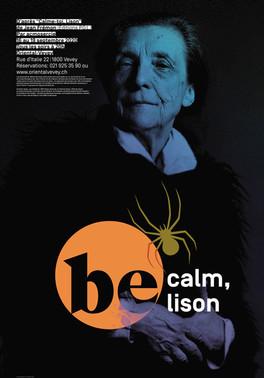 Be calm, Lison