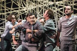 Douze hommes en colère, tournée en Suisse romande