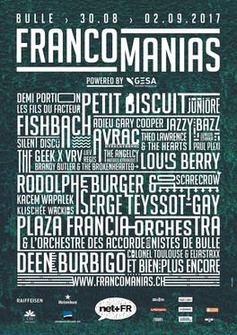 La programmation des Francomanias 2017 est dévoilée