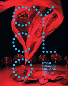 Cyclo - magazine culturel - janvier à juin 2015