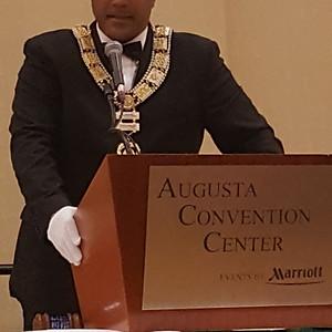 United Grand Lodge           2nd Annual Grand Session